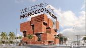 Pavillon du Maroc à l'expo 2020 Dubai
