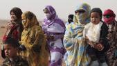 Femmes sahraouies