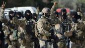 Police et armée tunisiennes