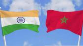 Coopération Maroc-Inde