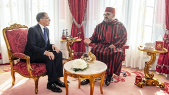 Roi Mohammed VI-Saadeddine El Othmani