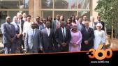 Cover_Vidéo: Le360.ma •اجتماع افريقي حول الاتمركز الاداري يشيد بالتعاون المغربي