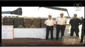 Vidéo. Algérie: un voilier allemand arraisonné avec 5 tonnes de drogue à bord