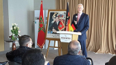 l'ambassadeur de la République fédérale d'Allemagne au Maroc, Dr. Goetz Schmidt-Bremme