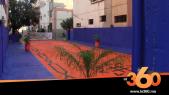 Cover_Vidéo: Le360.ma •شباب أكادير يزينون حيهم بألوان الطيف