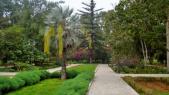 Les jardins d'essai botaniques de Rabat