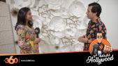 Cover_Vidéo: Le360.ma • نايضة فهوليوود مع سيمو بنبشير الحلقة 31 : مع مينة بينبين (Mina Binebine)