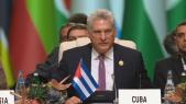 président cubain
