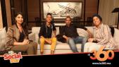 cover: سوشل ستار(الحلقة 22): الإخوة الزايدي يكشفون حقيقة فبركة مقالبهم ويؤكدون: مقالبنا تفوقت على الكاميرا الخفية
