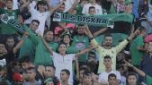 supporters de l'US Biskra