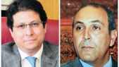De g à d: Hakim Abdelmoumen et Youssef Mouhyi