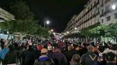 Vidéo. Présidentielle algérienne: premières manifestations nocturnes, une vingtaine d'arrestations (26343)