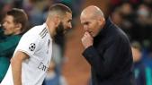 Zidane & Benzema