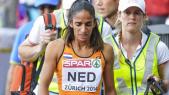 Madiea Ghafoor athlétisme trafic de drogue