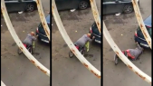 """Cover_Vidéo: La femme """"jetée à terre"""" dans le tramway est une arnaqueuse..."""
