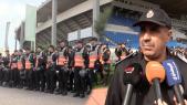 Vidéo. Comment les forces de l'ordre préparent le derby?