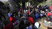 """Liban:""""Sauvez Bisri"""", l'écologie s'invite dans la contestation"""