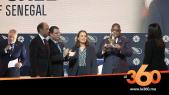 Cover Vidéo - Le 12éme Grand prix des MEDays décérné au président sénégalais, Macky Sall