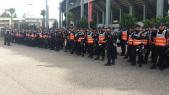 Police complexe Mohammed V