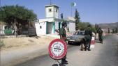 FrontièresAlgérie-Mauritanie