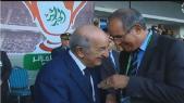 Badou Zaki et Abdelmajid Tebboune