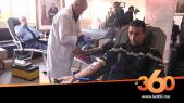 cover: تعرفوا مساهمة الوقاية المدنية في اليوم الوطني للتبرع بالدم