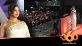 Cover_Vidéo: Le360.ma •النجمة الهندية بيريانكا شوبرا تحظى بتكريم جماهيري في ساحة جامع الفنا