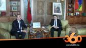 Cover_Vidéo: Le360.ma •Sahara: la Turquie réitère son soutien à l'intégrité territoriale du Maroc