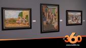 Cover_Vidéo: Le360.ma •تعرفوا على معرض الفنون التشكيلية مجموعة من السجناء في المغرب
