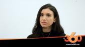 cover: Rencontre avec la chanteuse pop Nada Azhari
