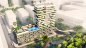 Luxuria Tower by CGI
