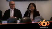 Cover Vidéo - امينة بوعياش تتشبث بتوسيع الحريات الفردية