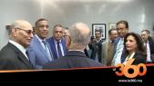 Cover_Vidéo: Le360.ma • النموذج التنموي: بنموسى يستمع للميلودي المخارق الامين العام للاتحاد المغربي للشغل