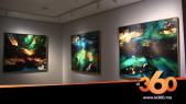 Cover_Vidéo: Le360.ma • Découvrez l'exposition des artistes peintres Moa et Kim « Parcours croisés »