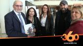 Cover_Vidéo:Le360.ma • Interview du Le360 avec Ali Najab, auteur du livre « 25 ans dans les geôles de Tindouf »