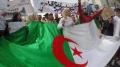 manifestants algériens