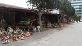 Marché aux fleurs de Rabat