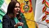 Karen Longaric ministre des Affaires étrangères Bolivie
