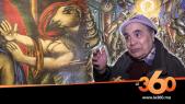 Cover_Vidéo: Le360.ma •Découvrez l'exposition rétrospective du peintre Mohamed Aboulouakar