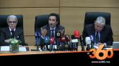 Cover Vidéo -   Financement TPE: signature de conventions entre les banques et la Caisse centrale de garantie