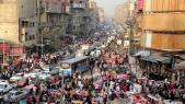 Egypte: depuis hier, ils sont 100 millions d'habitants