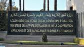 Ministère des Affaires étrangères, de la Coopération Africaine et des Marocains Résidant à l'Étranger