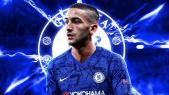 Ziyech maillot Chelsea