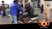 Cover_Vidéo: Profession: moto-taxi à Casablanca