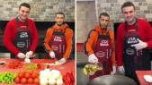 Belhanda et Chef Burak