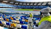 Coronavirus en Italie: le gouvernement stoppe la Serie A