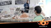 cover vidéo :Le360.ma •انخفاض أسعار السمك والعرض أكبر من الطلب بالبيضاء