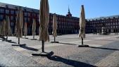 Espagne-Madrid-Coronavirus