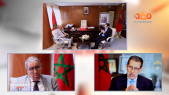 cover: كورونا. سعد الدين العثماني: '' وحدة يقضة استراتيجية لتحديد العواقب الإقتصادية ''
