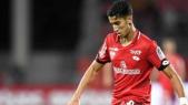 Nayef Aguerd, international marocain de Dijon FCO.